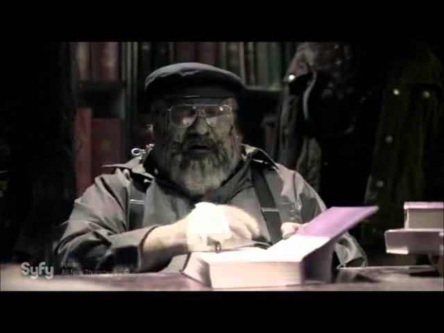 Джордж Мартин - Зомби (Нация Z)