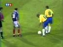 Roberto Carlos Best Goal - Free Kick Goal vs France (Tournoi de France 1997)