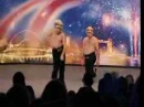 Michael Flatley Parody Stavros Flatley on Britains Got Talent