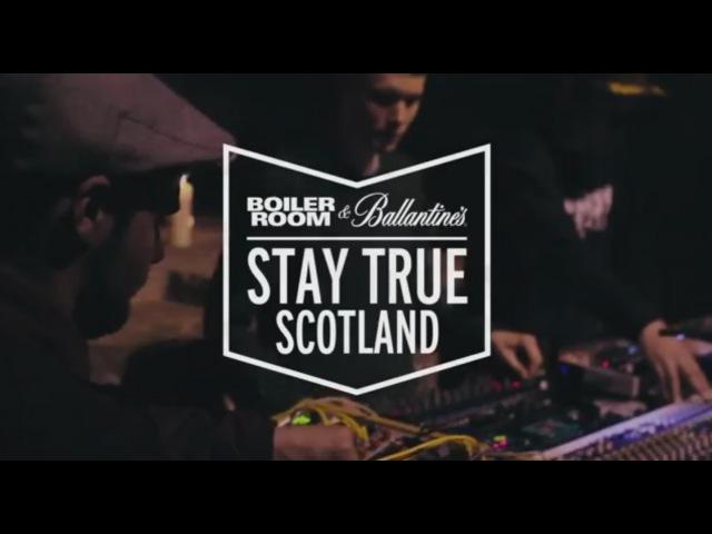 Karenn Neil Landstrumm – Boiler Room Ballantine's Stay True Scotland – In Stereo