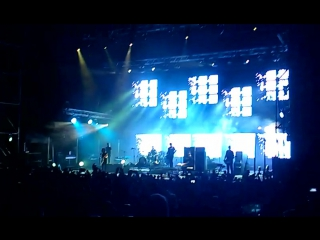 Placebo- too many friends 	Moscow 04/07/2015