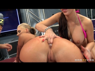 Phoenix Marie And Aleksa Nicole Anal Porno / Анальное Порно / Анальный Секс, HD 720p