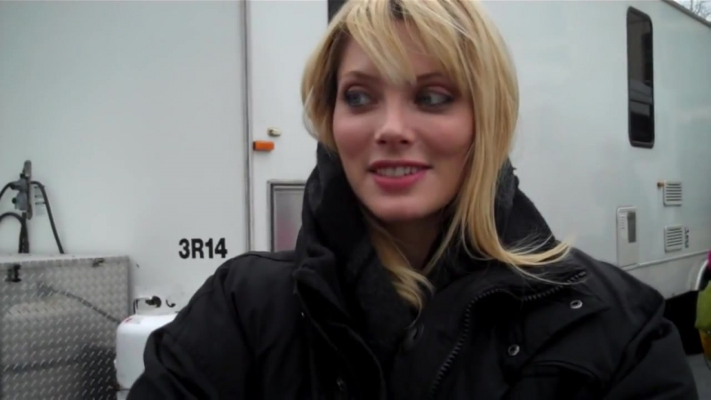 Exclusive_ April Bowlby on the Drop Dead Diva Set Season 3