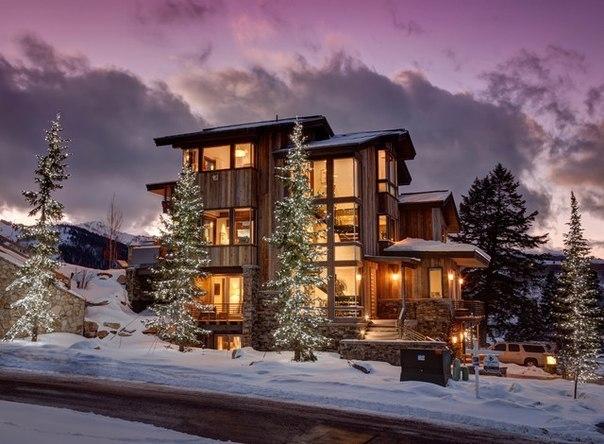 Stein Eriksen Residences Deer Valley 1 by THINK architecture Inc.