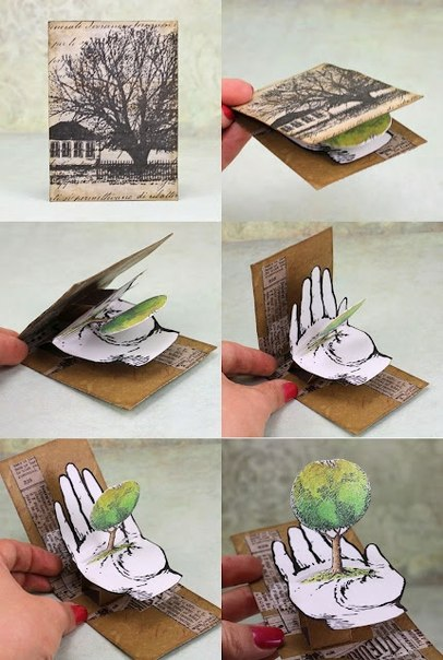 Поп арт открытки