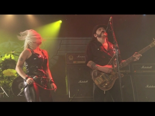 Motorhead  and doro-killed by death live