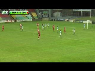 131 EL-2015/2016 Shamrock Rovers - Odds BK 0:2 (16.07.2015) HL