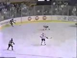 Самая страшная травма вратаря в хоккее