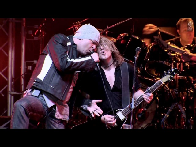 Gamma Ray Time To Break Free feat. Michael Kiske [Live] (2012)