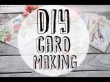 DIY CARD MAKING | Мастер-класс конверт для денег | Открытка