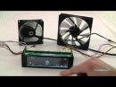 Lamptron Fan Controller Touch Black w praktyce