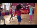 Виолетта 3 - Ребята репетируют песню и танец Supercreativa - серия 10