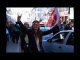 TÜRKLER UYANIYOR TURAN AZERBAYCAN TURKIYE MHP TEBRİZ