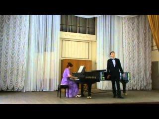 Дмитрий Алтухов - Ария Ленского из оперы