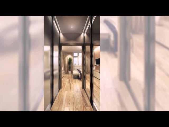Дизайн двухкомнатной квартиры г Киев Дизайн студия SKRIN
