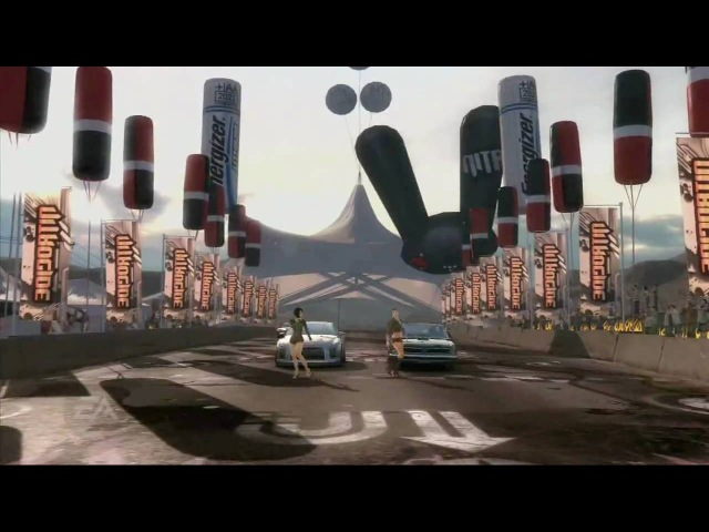 Need for Speed ProStreet - Trailer 2 - Xbox360/PS3