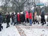 Акция памяти начала контрнаступления под Москвой