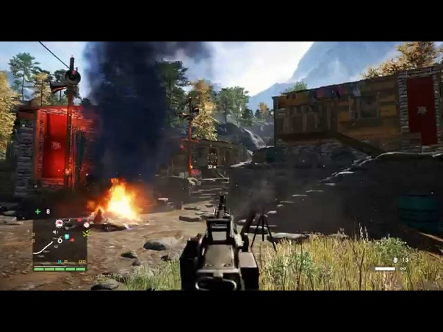 FarCry4 захват аванпоста ПОКХАРИ ГХАРА