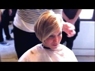 Kenneth Siu's Haircut - Asymmetrical cut