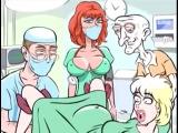 СЕКС Мультфильм [18+]: Настоящий Мужик или Мотор В Работе! Cartoon For Adults: REAL MAN!
