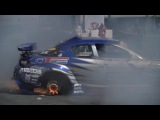 Kyle Mohan Crash   Long Beach 480 Frames Slow Mo