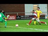 HIGHLIGHTS: Fleetwood Town 0-3 MK Dons