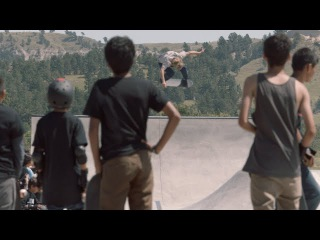 Skateboarding in Pine Ridge - The South Dakota Build Documentary