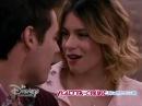 """Leon y Violetta cantan """"Nuestro camino"""""""