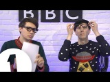 XMAS TREE THROWING - Dan & Phil's Internet News