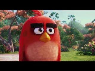 Angry Birds в кино (Angry Birds) (2016) трейлер-тизер русский язык HD /Энгри Ангри бердс/