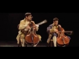 2 Guys Rock AC DC Thunderstruck with Cellos
