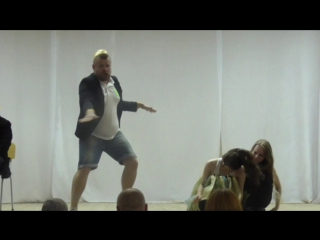 Лагерь Орбита-2015-1 смена-Вожатский концерт-Приключения барона Мюнхгаузена