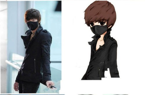 маска черной маски купить
