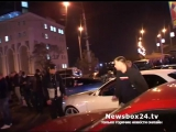 Во Владивостоке стритрейсеры закрыли сезон гонок и перекрыли Некрасовскую