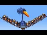 O Птичкax For The Birds