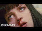 Pulp Fiction  'Overdose' (HD) - Uma Thurman, John Travolta  MIRAMAX