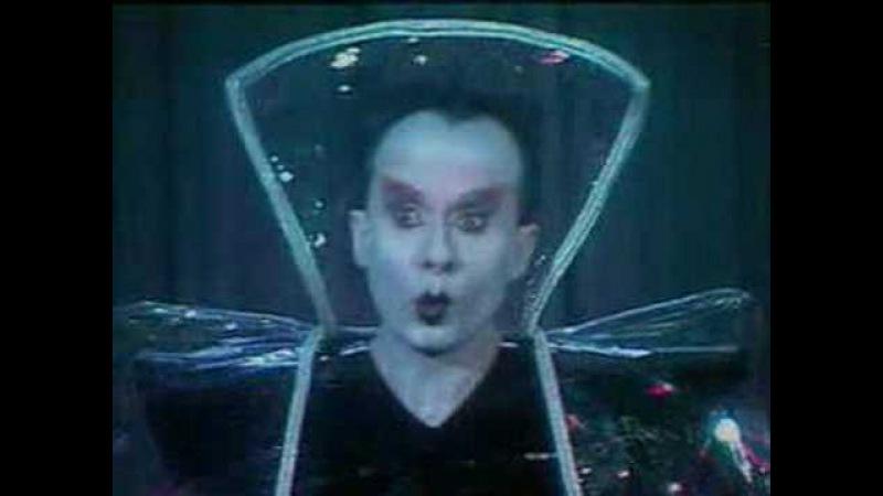 Klaus Nomi - Cold Song live 1982