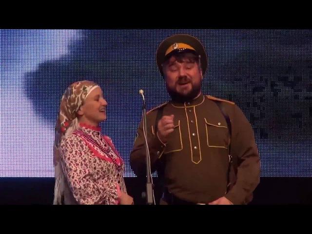 Наталья и Алексей Рюмкины - В островах охотник... Фольклорный ансамбль Традиция