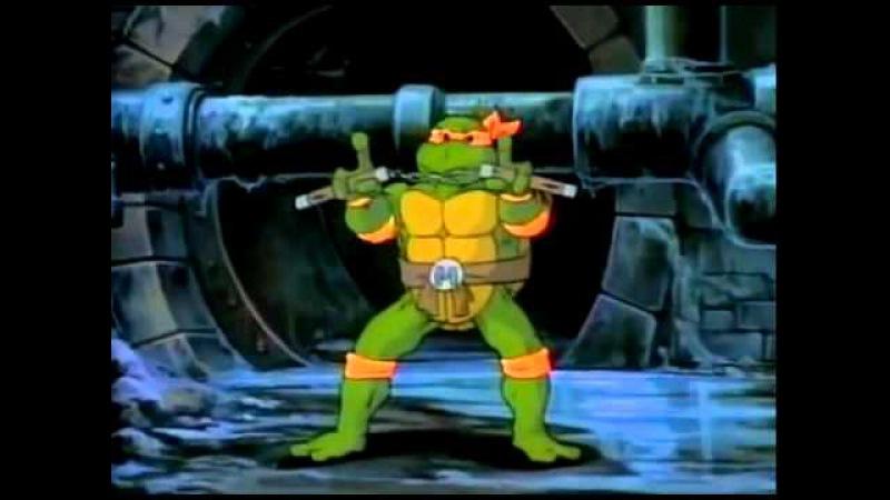 Teenage Mutant Ninja Turtles. Russian Intro 2011 FiliZa feat. Kaskad (FanCover)
