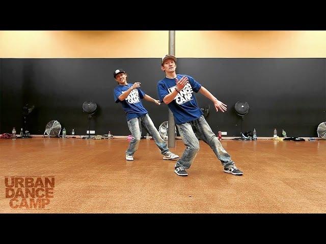 Scream - Usher Hilty Bosch Showcase Locking Popping 310XT Films URBAN DANCE CAMP