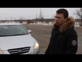 Kia Ceed I 1.6L 122 л.с обзор