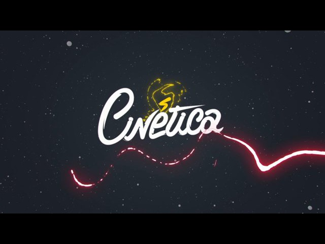 Cinética logo Reveal