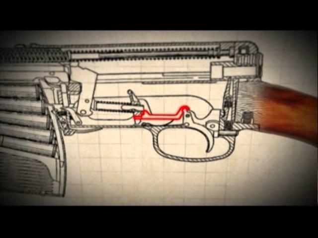 Самозарядная винтовка Токарева СВТ-40. Телепрограмма. Оружие ТВ