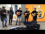 Hudson Taylor - Uptown (Oxford) Funk at the Oxford busk