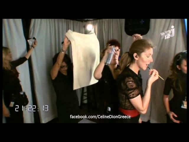 Celine Dion En Toute Intimité NRJ12 Part 5 5 HD 01 04 12