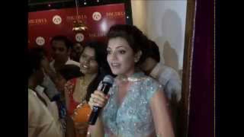 Mugudha Art Studio Launch by Kajal Agarwal | videos | Telugucinemedia