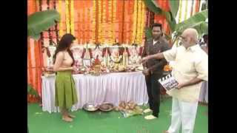 Vishnu Sonarika | New Movie Launch | Ragavendrarao | Videos |Telugucinemedia