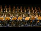 Дважды Краснознамённый Академический ансамбль песни и пляски Российской Армии имени А. В. Александрова. Концерт Ансамбля в Люкс