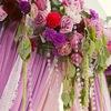 Trencadis - оформление свадьбы, букет невесты