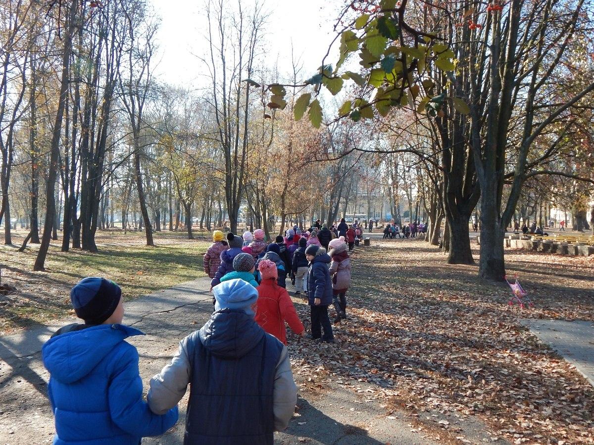 Полтава школа 9 День цивільного захисту евакуація
